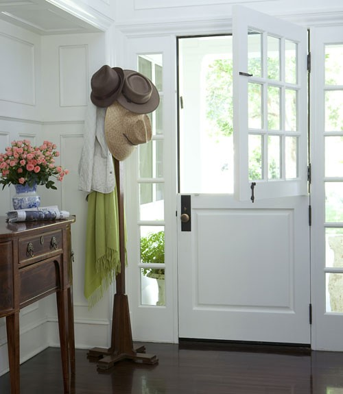 ... White Dutch Door Entry | By The Estate Of Things