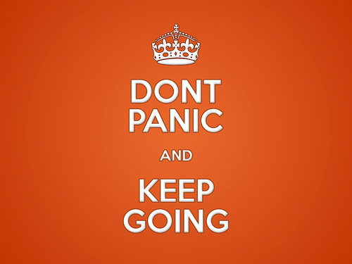 calm down - dont panic | by pj_vanf