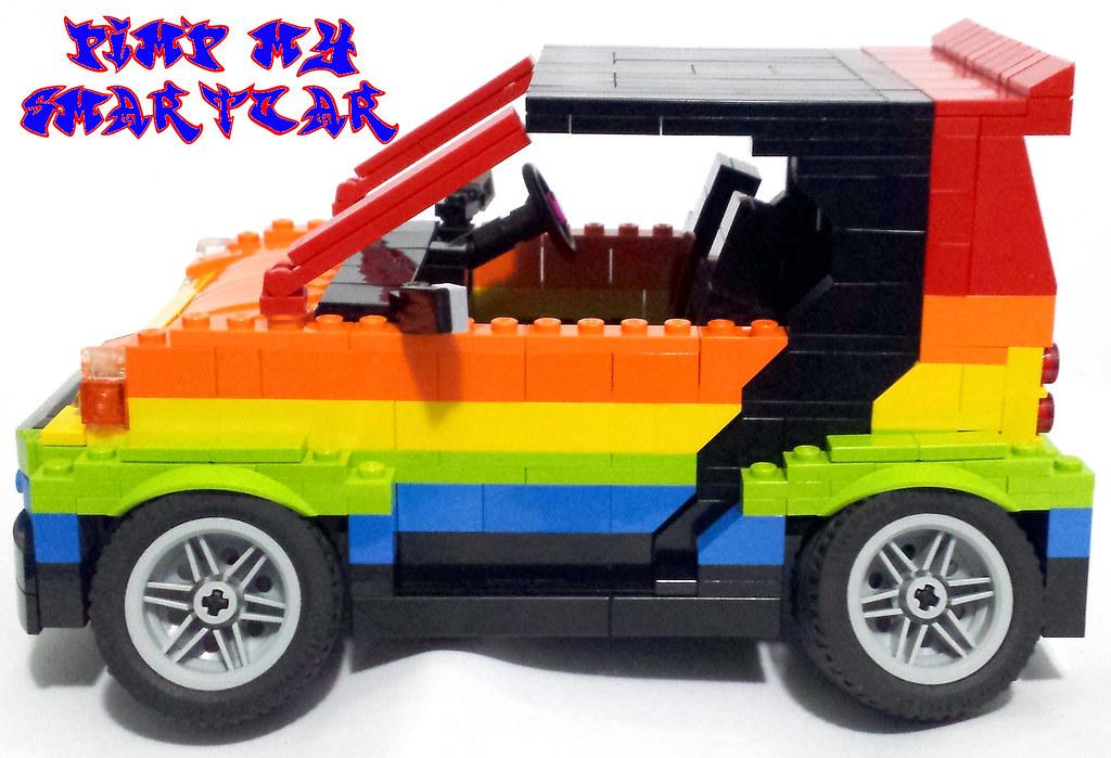 Pimp My Smartcar