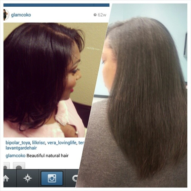 Real Clients Real Results Ladies I Dont Just Do Sew In Flickr