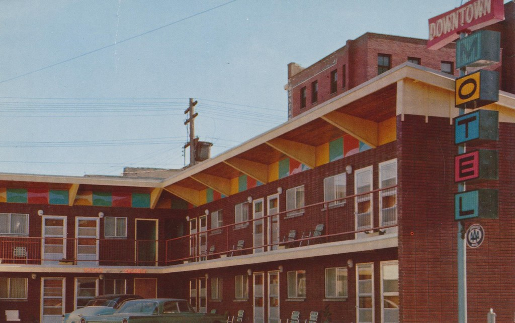 Downtown Motel - Lewistown, Montana