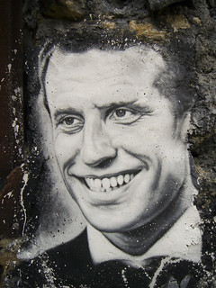 Emmanuel Macron, painted portrait P1030539 | by Abode of Chaos