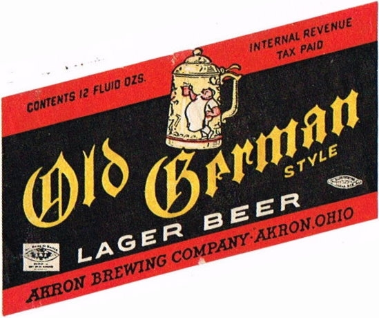Old-German-Lager-Beer-Labels-Akron-Brewing
