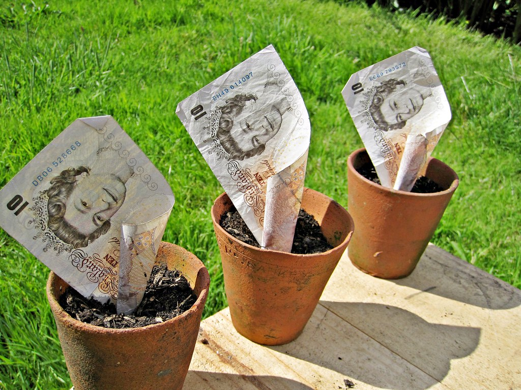 Image result for three pots of money