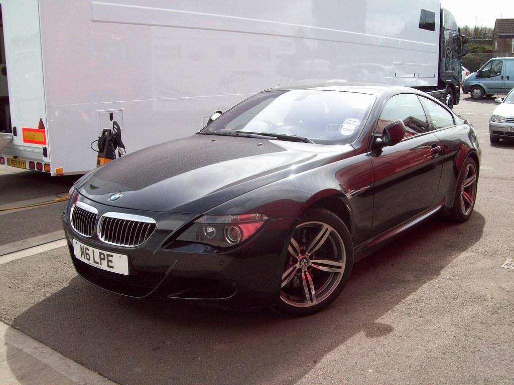 32 BMW M6 (2005)   BMW M6 (2005-10) Engine 4999cc V10 Produc…   Flickr