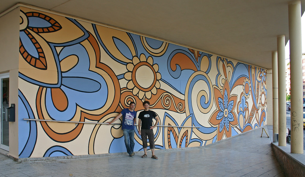 Big Wall Pictures Part - 23: ... Big Wall Painting | By Uriolus