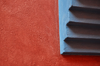 Red&Blue wall | by Rocco.O