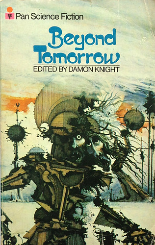 Beyond Tomorrow by Damon Knight