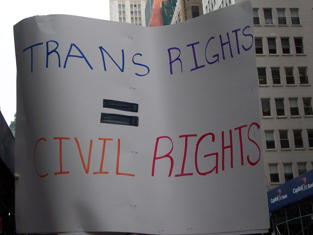 Trans Rights   Civil Rights   by WeNews. Trans Rights   Civil Rights   Women  39 s eNews   Flickr