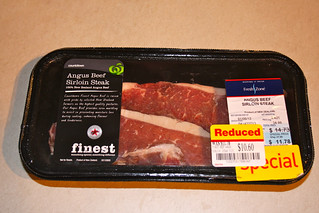 421g of succulent Sirloin for the equivalent of only £6!.........NOT available in the UK ! | by SemmyTrailer