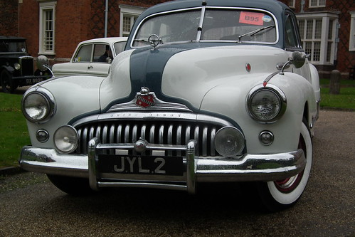 Buick Eight | by Paranoid from suffolk