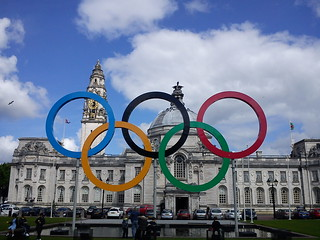Olympic Rings | by Oliver E Hopkins
