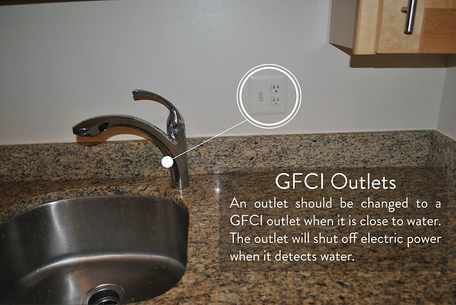 GFCI outlets. Do It Yourself  Changing a Normal Outlet to a GFCI Outlet