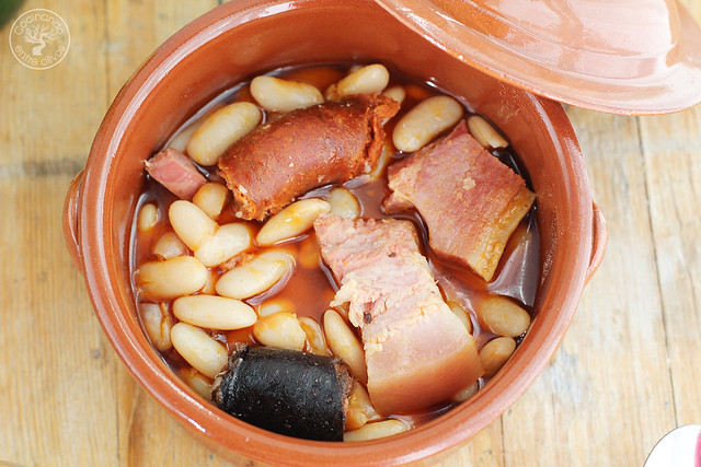 Fabada asturiana www.cocinandoentreolivos.com (1)