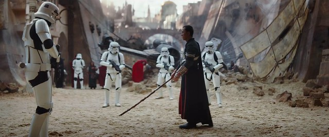 Donnie Yen Chirrut Îmwe Rogue One