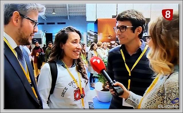Castilla y León Travel Bloggers se presenta en Intur 2016 (1)