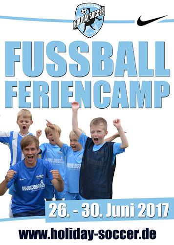 Werbung Fußballcamp