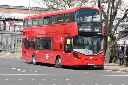 Tower Transit VH38112 BU16UXB