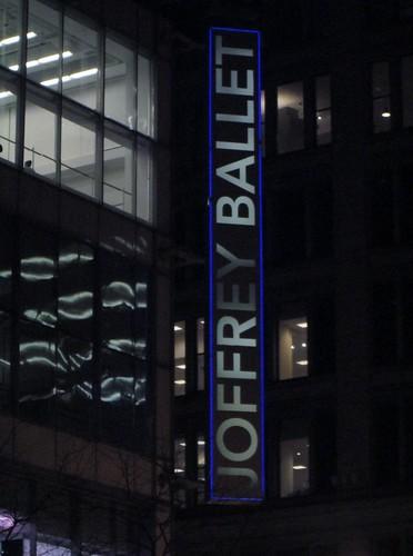 Chicago  Joffrey Ballet