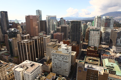 Vancouver Lookout @ Harbour Centre | by GoToVan