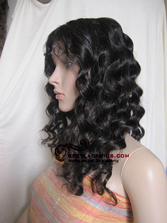 sw049 chinese virgin remy full lace wigs | by bestlacewigs.com
