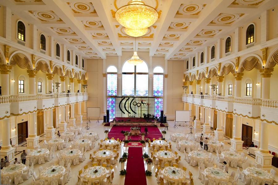 Wedding Reception Diamond Islands Koh Pich City Hall Chea Flickr