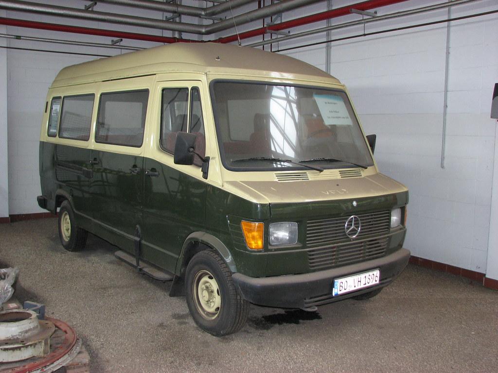 Oldtimer Mercedes Busje Mercedes Van Oldtimer Flickr