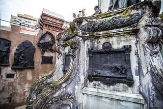 recoleta cemetery, buenos aires | by cree_sto