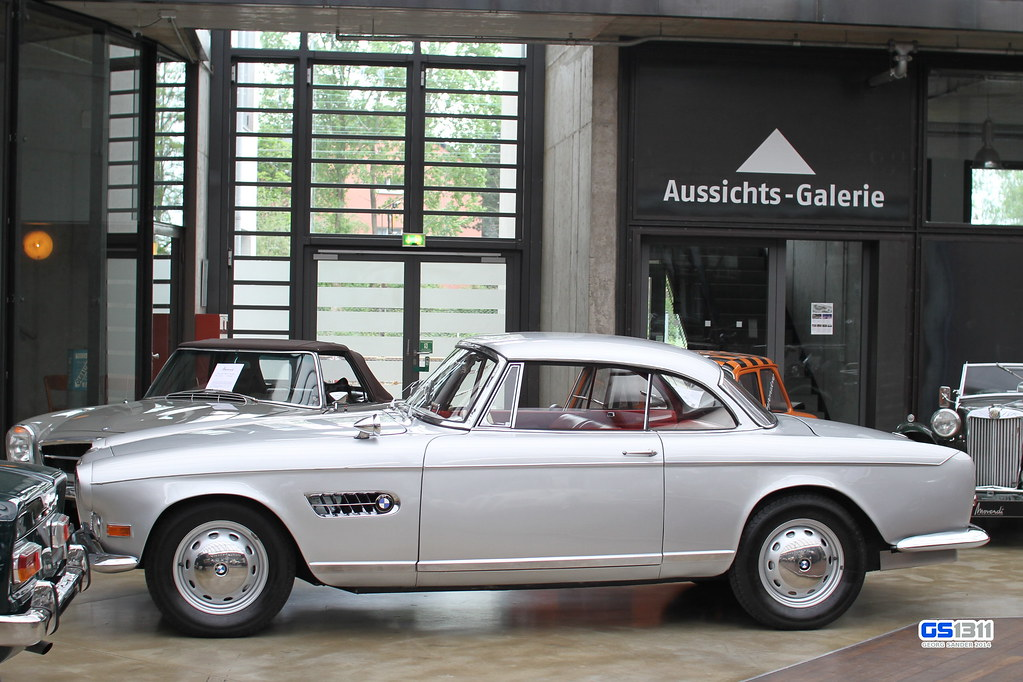 1956 - 1959 BMW 503 Coupé | See more car pics on my facebook… | Flickr