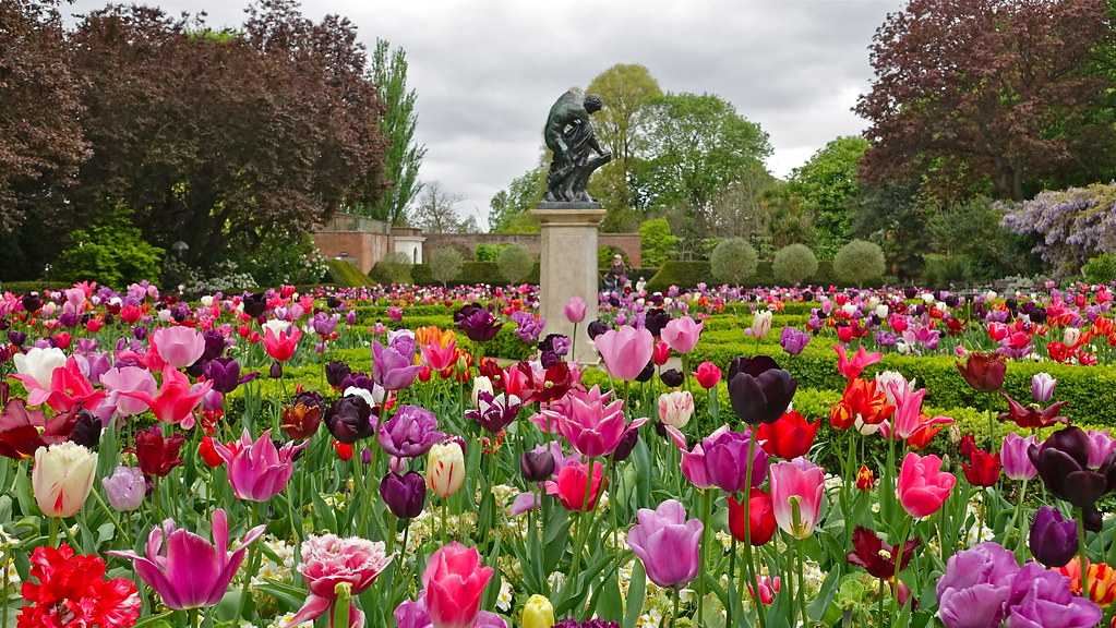 ... Dutch Garden, Holland Park, London, May 2015 | By Sbally1