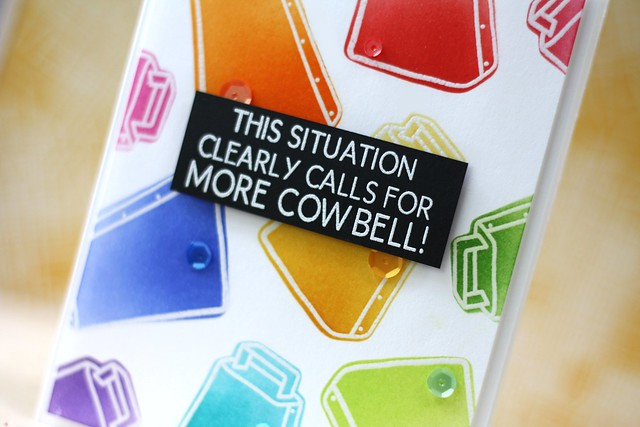 Neat & Tangled-Cowbell