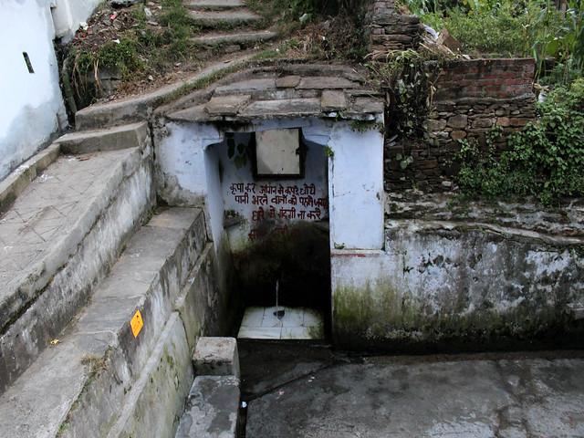 सोनारी नौला, तीलकपुर, अल्मोड़ा