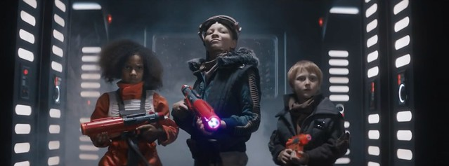 Duracell Rogue One TVC 3