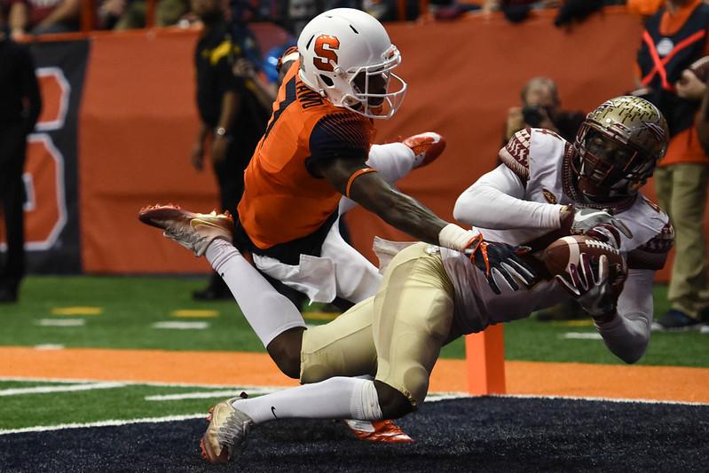 SU Football: Syracuse vs FSU