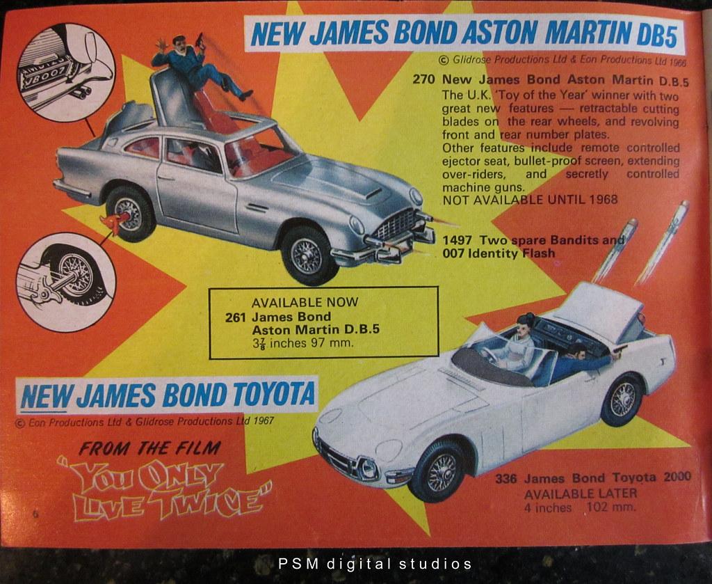 Corgi Toys 1967 - 68 Catalogue Precision Die-Cast Scale Mo… | Flickr
