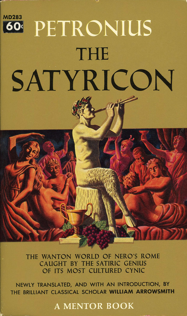 Image result for Petronius The Satyricon