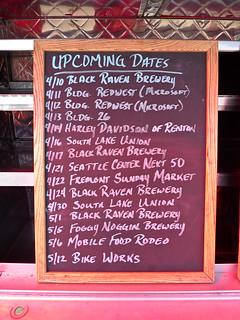 Food Truck Schedule Albuquerque