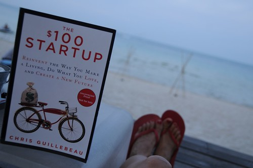The $100 Startup Book Goes On Tour - Set 1 | by Chris Guillebeau