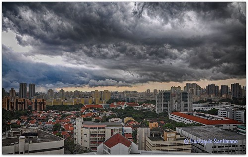 Dark clouds over bishan view from marymount terrace for 1 marymount terrace boonview