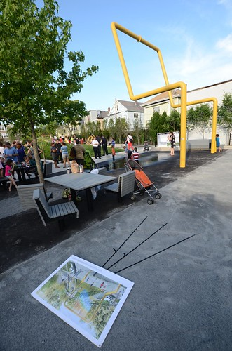 Chuckie Harris Park Dedication, Somerville, Mass., 7/15/13 | by Rob Bellinger