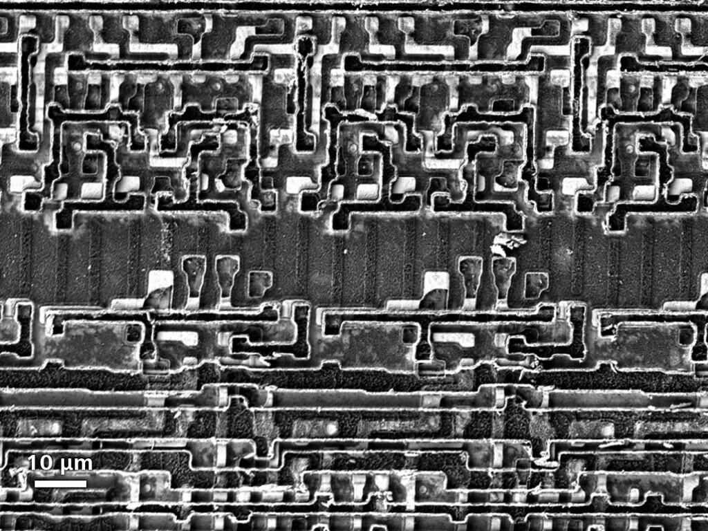 Semiconductor Integrated Circuit Ic Bse Image From Zeis Flickr Images What Is An Zeiss Evo By Microscopy