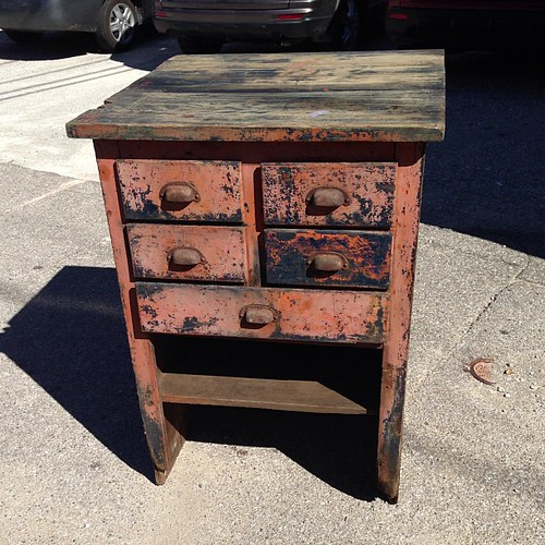 Lots Of Amazing Primitive Furniture Gathered In Preparatio Flickr