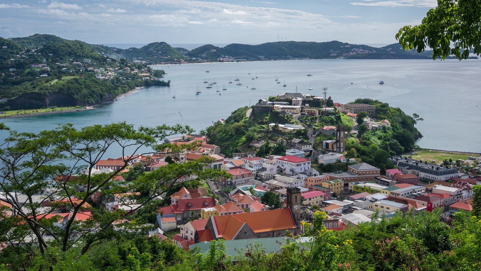 Grenada – Island With Huge Plantations Of Cinnamon, Cloves And Ginger