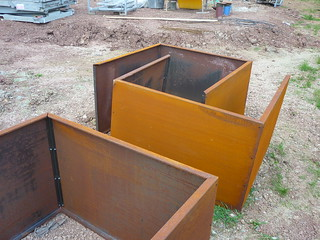 Bausatz Hochbeete Aus Stahlblech Jorg Kaspari Flickr