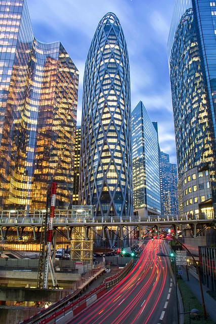 La Défense cityscape