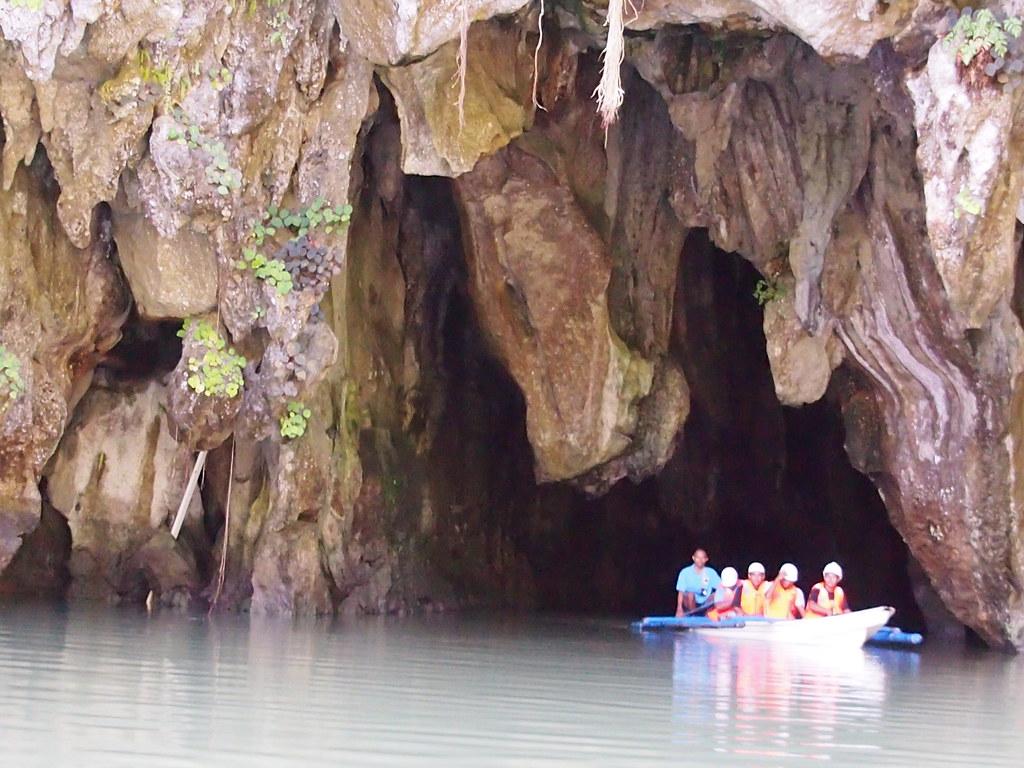 Parque Nacional Río Subterráneo Puerto Princesa Palawan