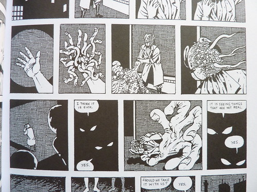 Folly: The Consequences of Indiscretion by Hans Rickheit - detail | by fantagraphics
