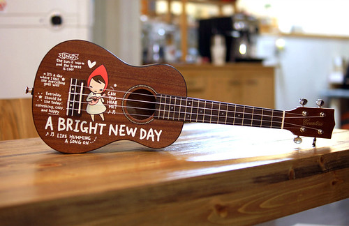 Pony Brown Ukulele | by Patrick Ng