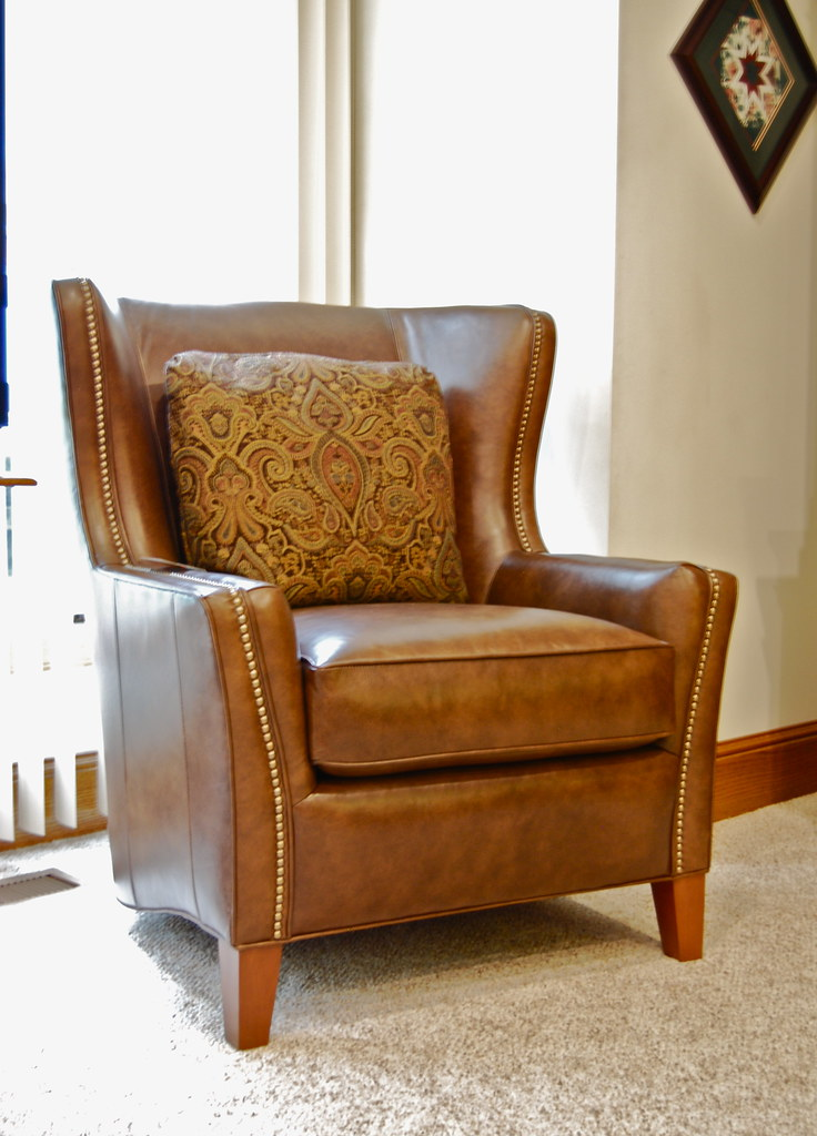 ... Smith Brothers Of Berne 825 Wingback Chair | By Brianu0027s Furniture