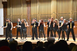 Vocal Point: High hopes for the a cappella championships
